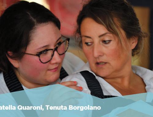 Due chiacchiere con: Donatella Quaroni – Tenuta Borgolano – evento Versa e gusta