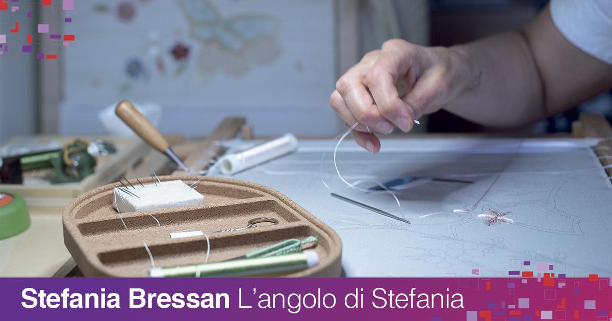 Stefania Bressan - L'Angolo di Stefania