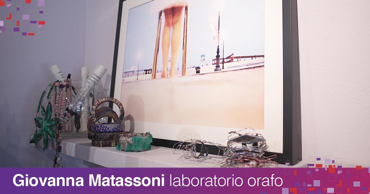 Giovanna Matassoni, laboratorio orafo