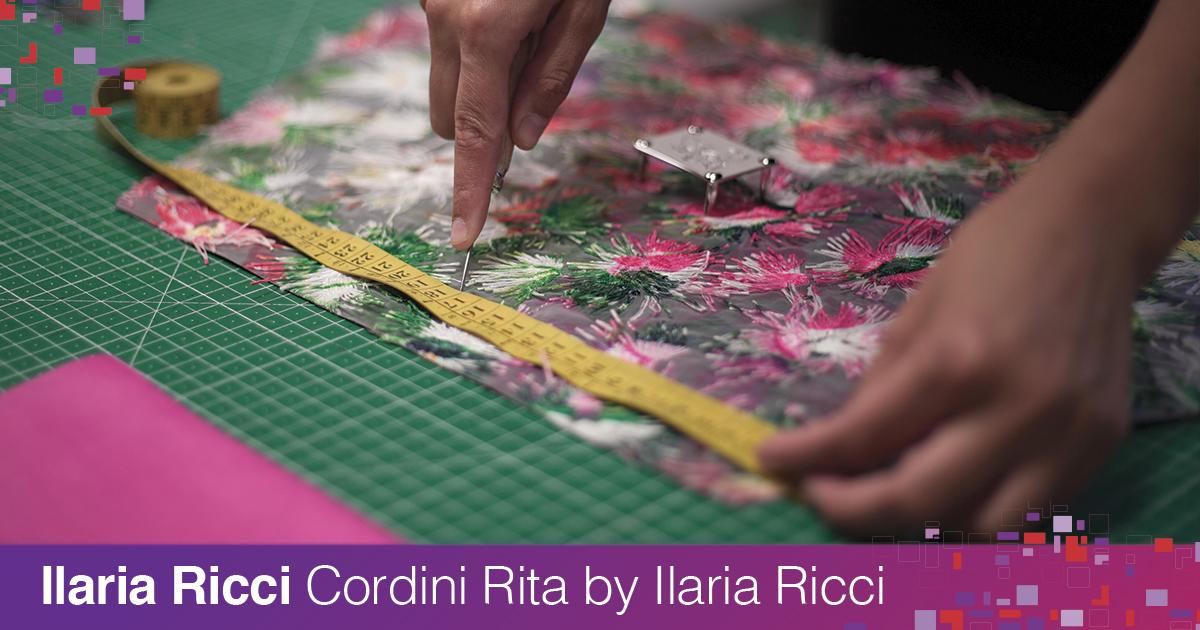 Ilaria Ricci di Cordini Rita by Ilaria Ricci